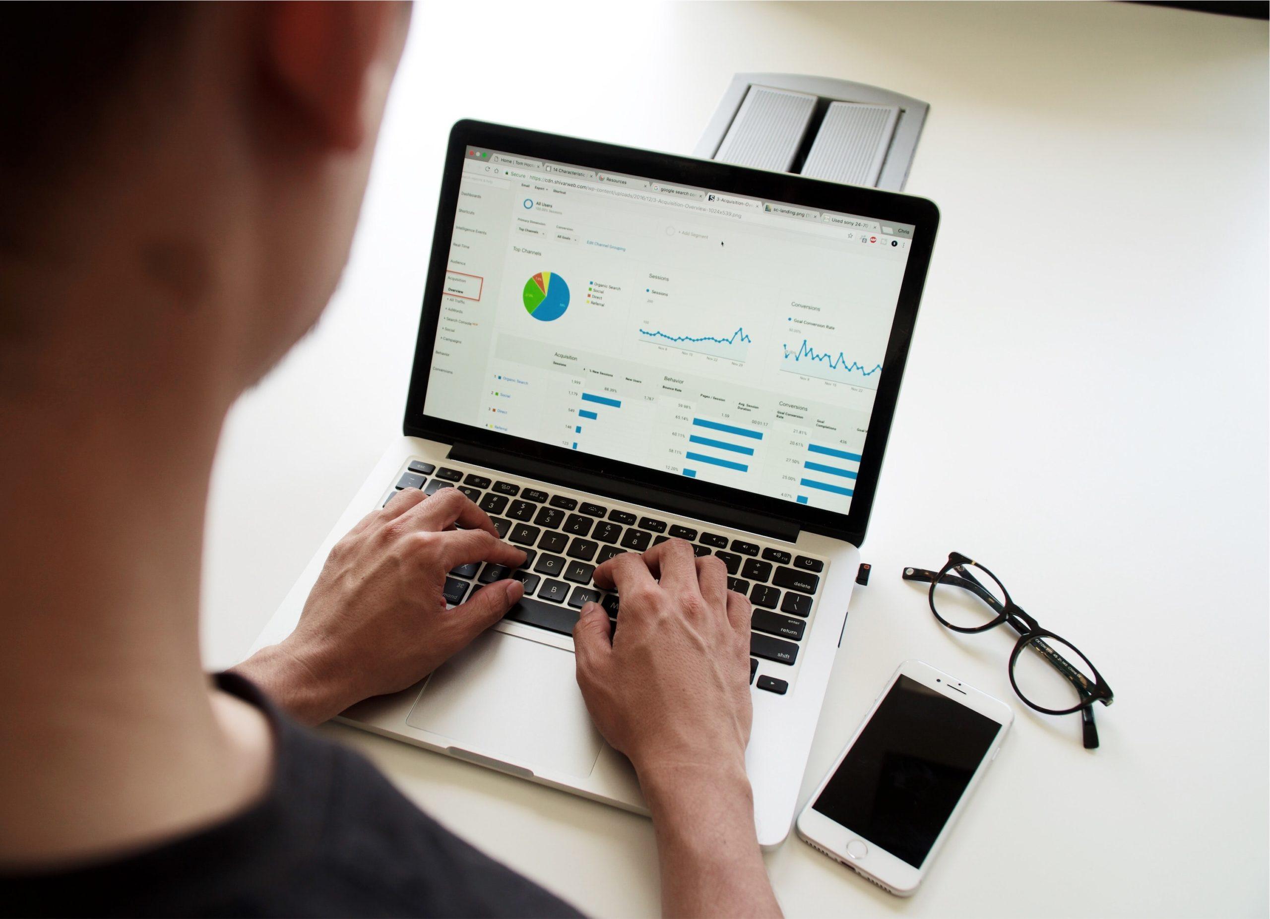 Business Intelligence Cross-Consent Opti Digital