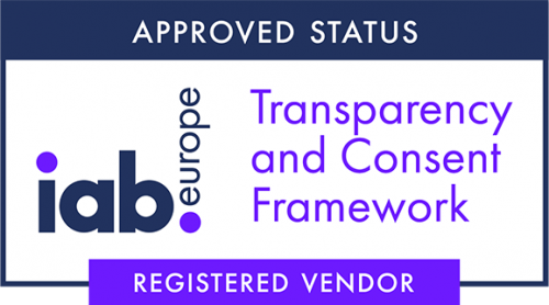 IAB registered vendor