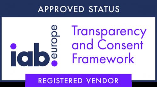 IAB registered vendor