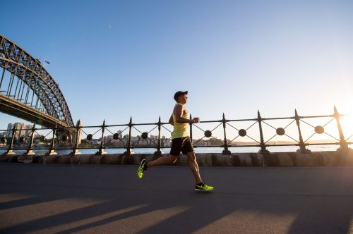 Run for Opti Digital Green Challenge